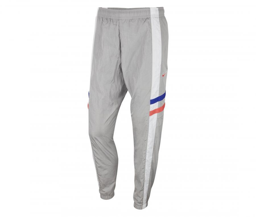 Pantalon Chelsea Woven Gris/Blanc