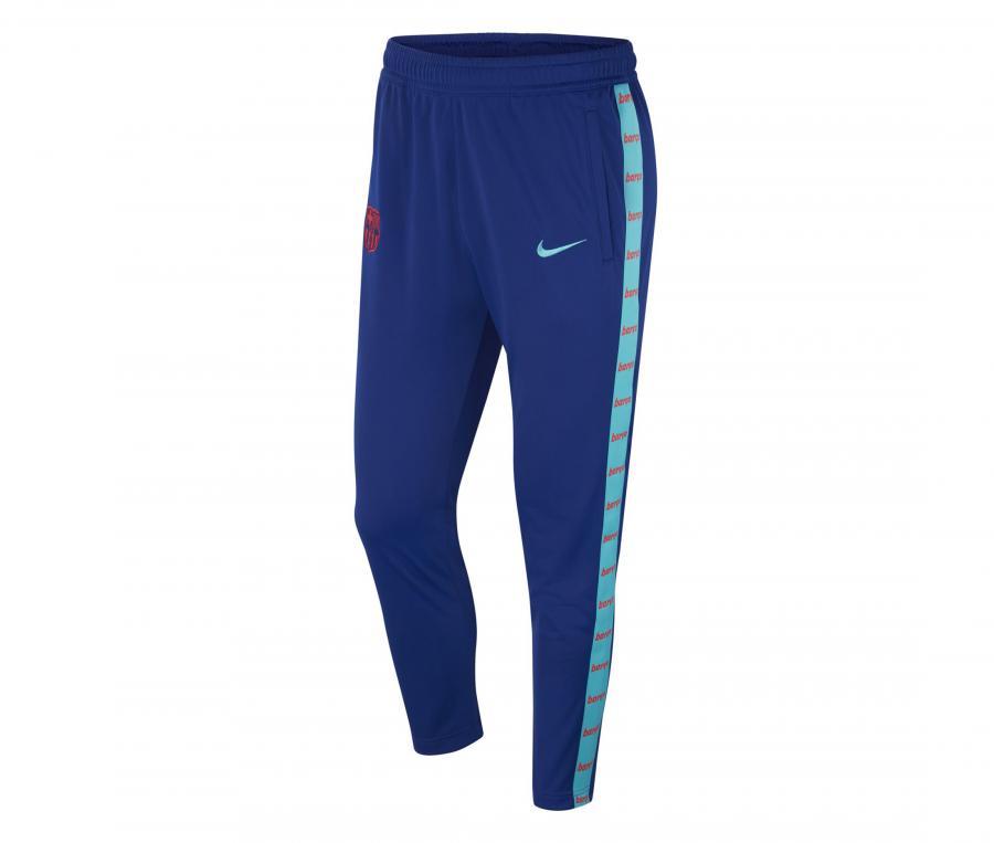 Pantalon Barça Strike Bleu