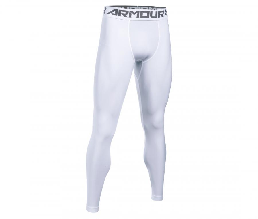 Collant Compression Under Armour 2.0 Blanc
