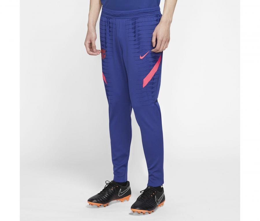 Pantalon Barça VaporKnit Strike Bleu