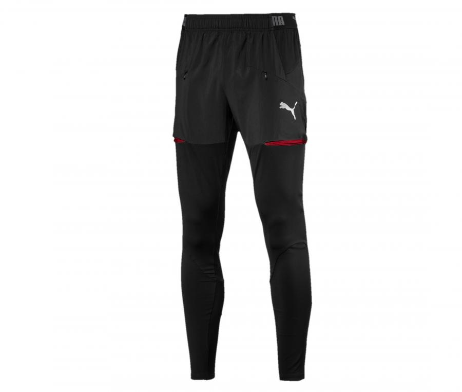 Pantalon Entraînement Arsenal Pro Noir Junior