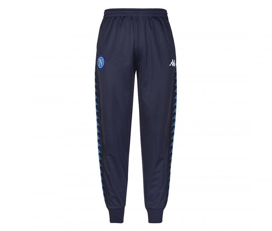 Pantalon Rétro Napoli Bleu