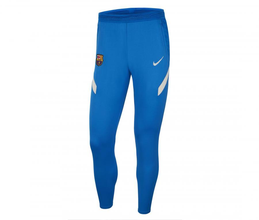 Pantalon Entraînement Barça Strike Bleu