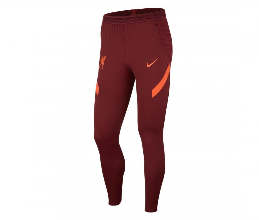 Pantalon Entraînement Liverpool Strike Rouge