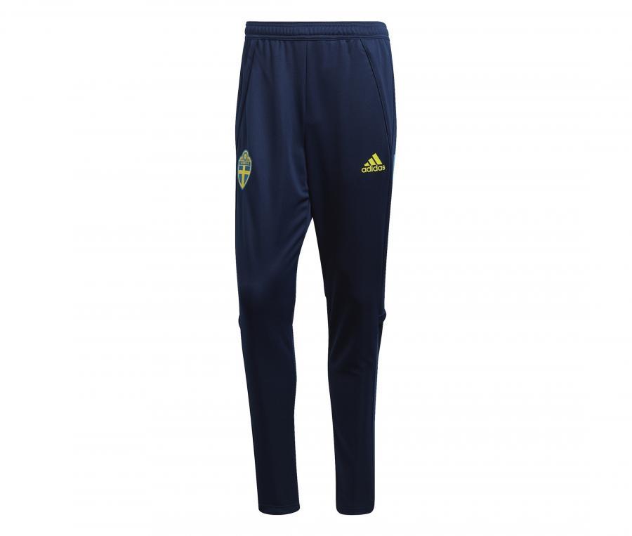 Pantalon Entraînement Suède Bleu