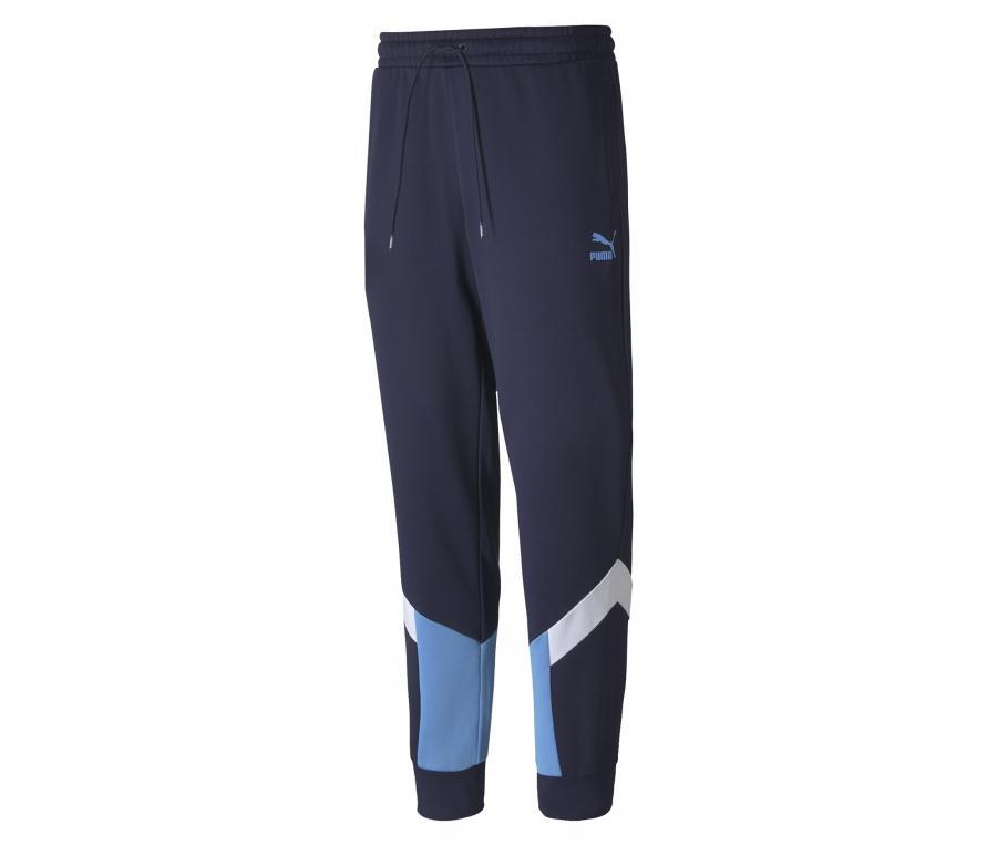 Pantalon Manchester City Iconic Bleu