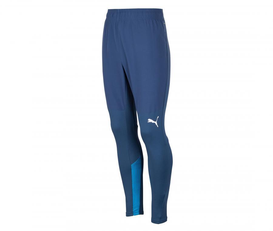 Pantalon Entraînement OM Pro Bleu