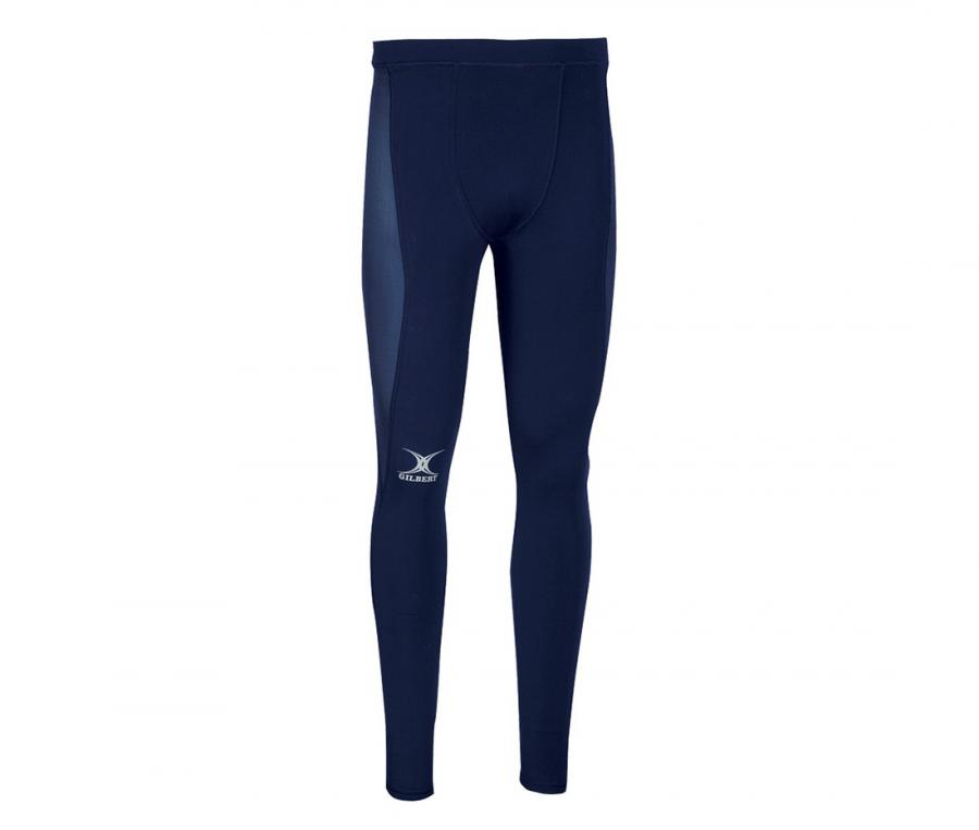 Collant Gilbert baselayer Atomic Thermal Bleu