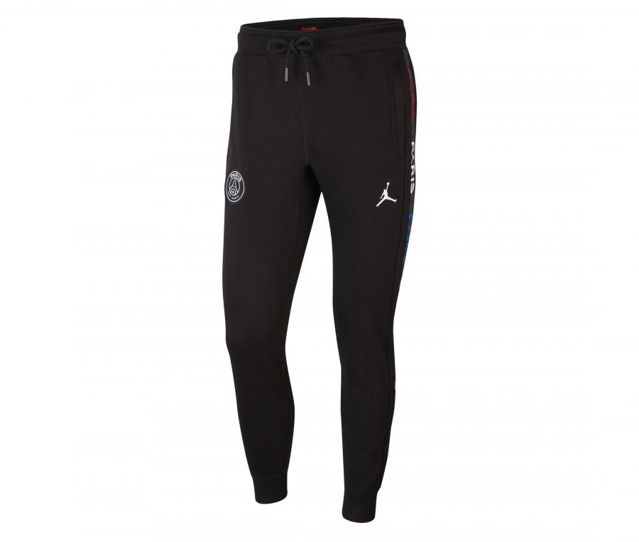 Pantalon Jordan x PSG Fleece Noir