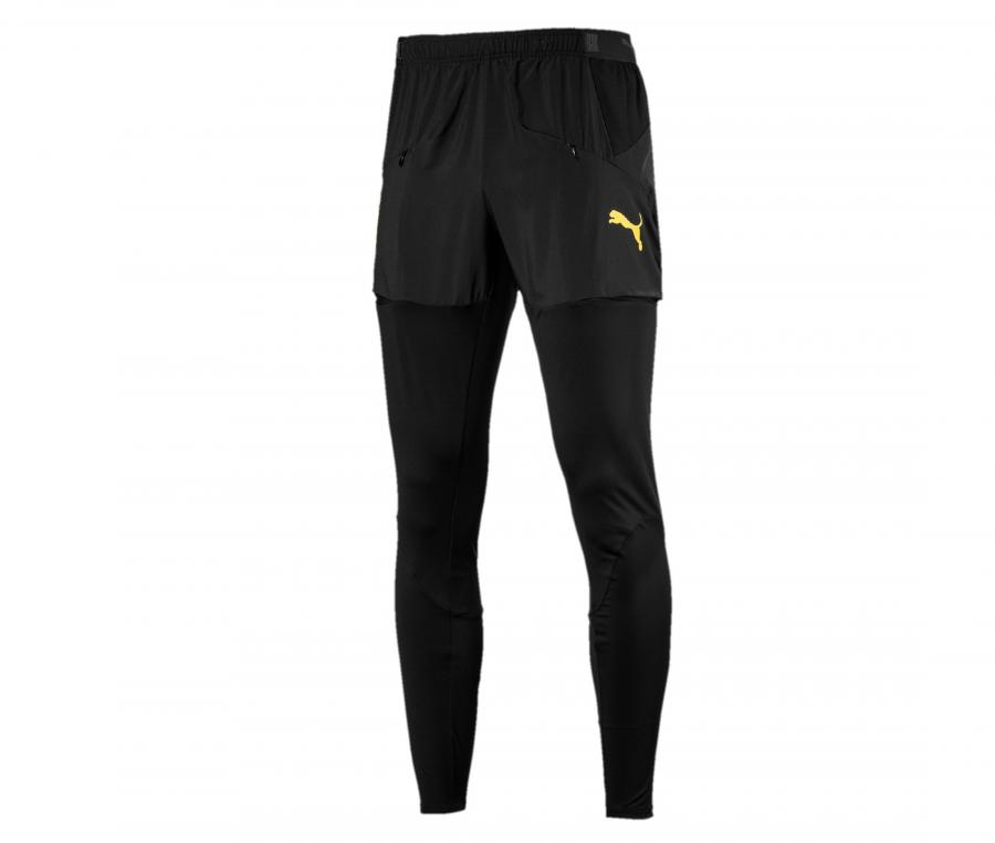 Pantalon Entraînement Dortmund Pro Noir Junior