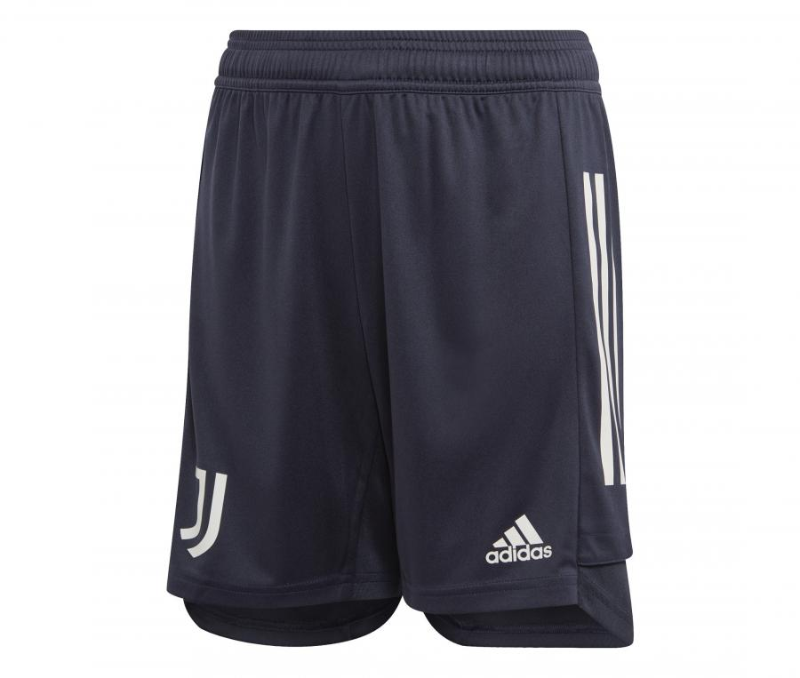 Short Juventus Bleu Junior