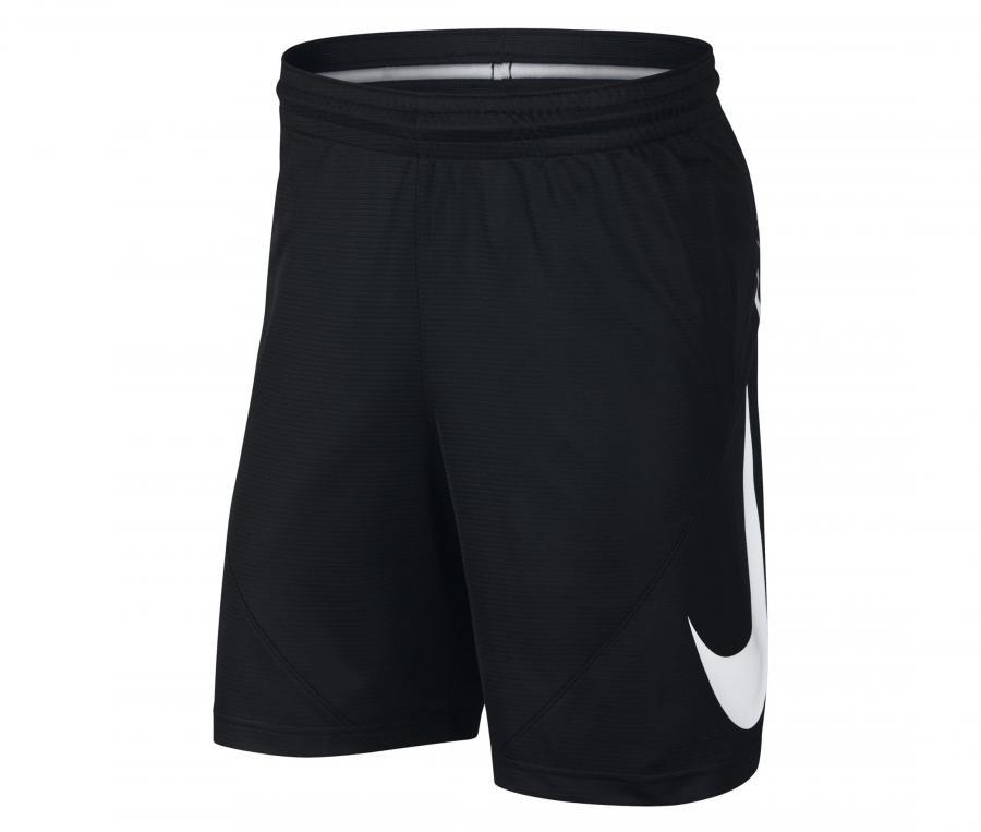 Short Entraînement Nike Basketball Noir