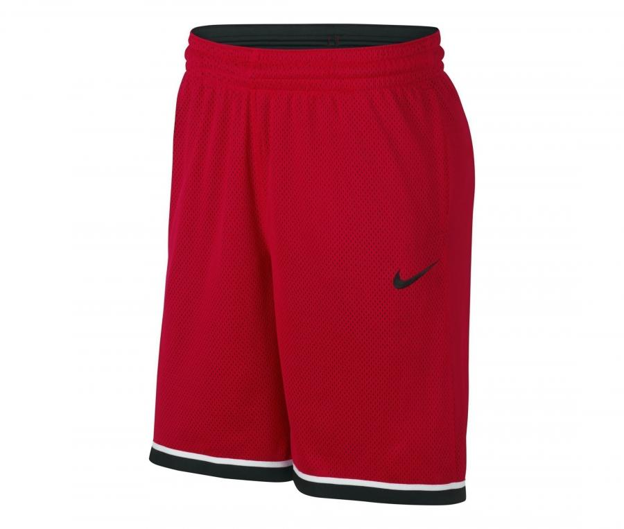 Short Nike Basketball Classic Rouge