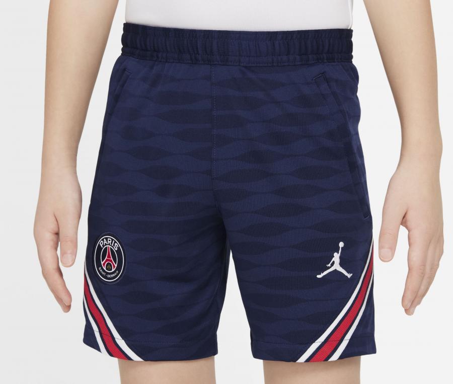 Short Entraînement Jordan x PSG Strike Bleu Junior