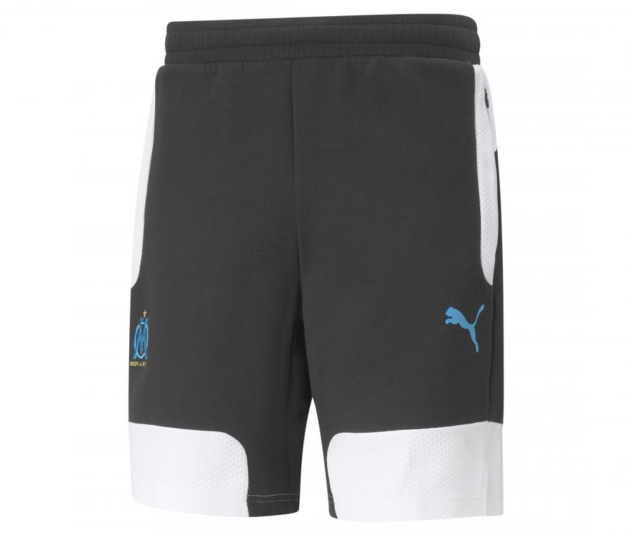 OM Evostripe Shorts Black