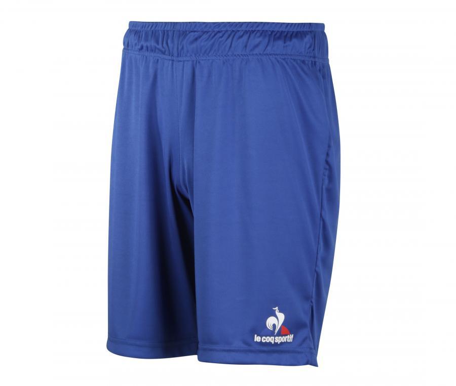 Short Le Coq Sportif Match Bleu