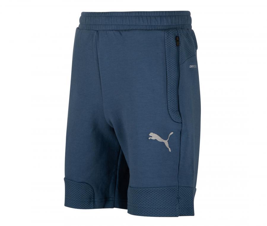 Short OM Casuals Bleu