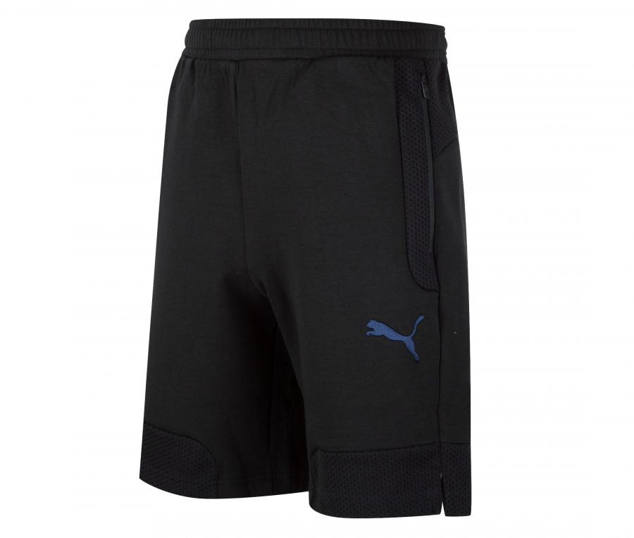 Pantalón corto OM Casuals Negro
