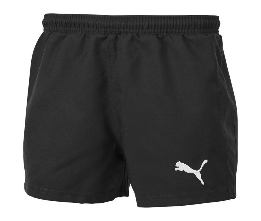 Short sans poches Puma Speed Rugby noir