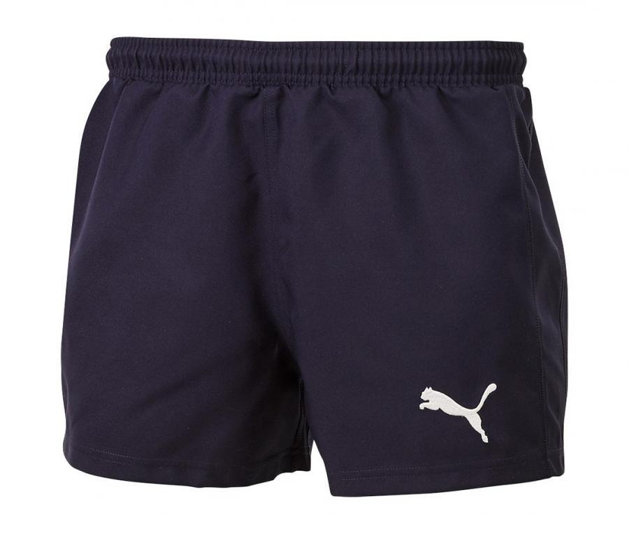 Short sans poches Puma Speed Rugby bleu
