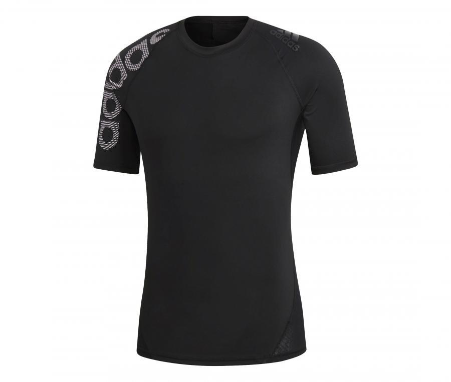 T-shirt adidas Alphaskin Noir