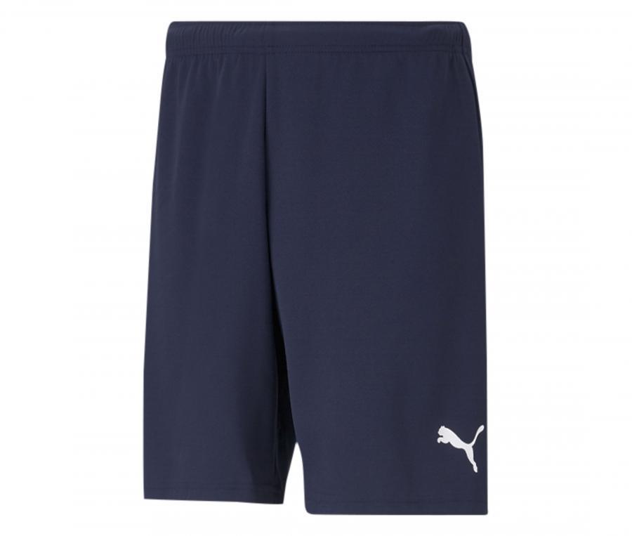 Short Puma TeamRise Bleu