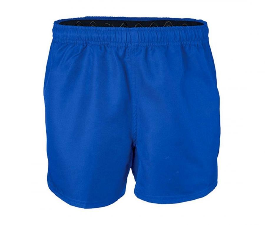 Short Rugby Elite bleu
