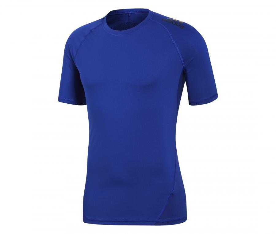 Maillot adidas Alphaskin Bleu