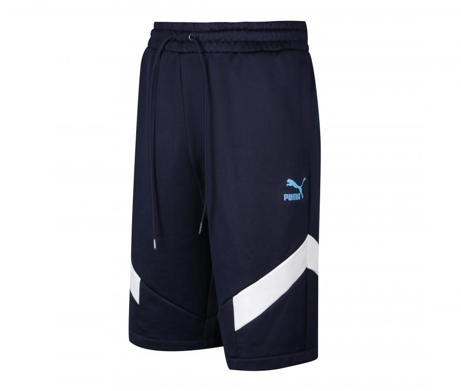 Pantalón corto OM Iconics Azul
