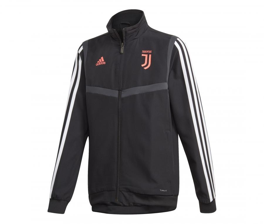 Veste de présentation Juventus Noir Junior