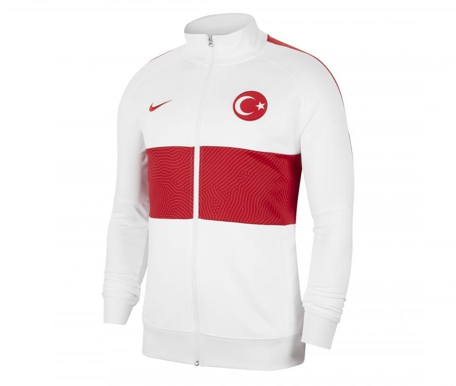 Veste Turquie I96 Anthem Blanc