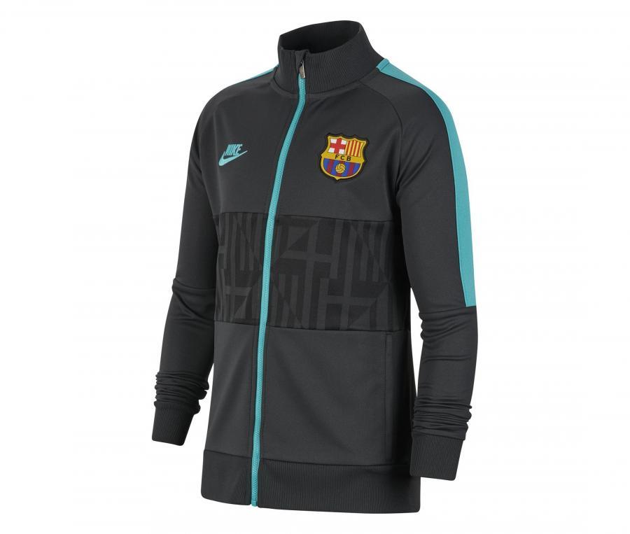 Veste Barça Gris Junior