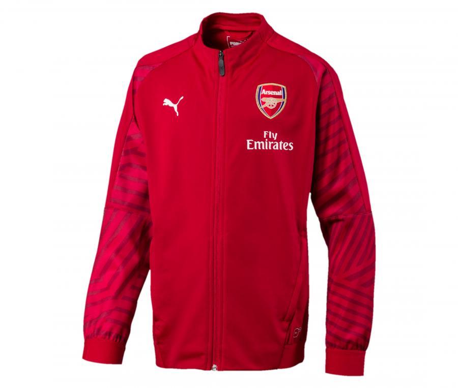 Veste Arsenal Stadium Rouge Junior