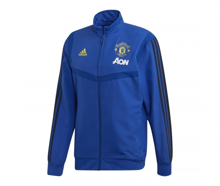 Veste de présentation Manchester United Bleu