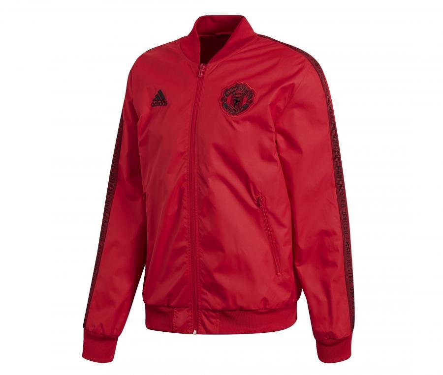 Veste Manchester United Anthem Rouge