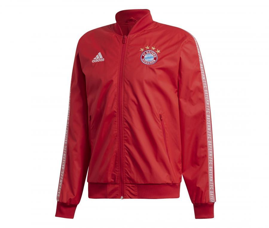 Veste Présentation Bayern Munich Ultimate Rouge