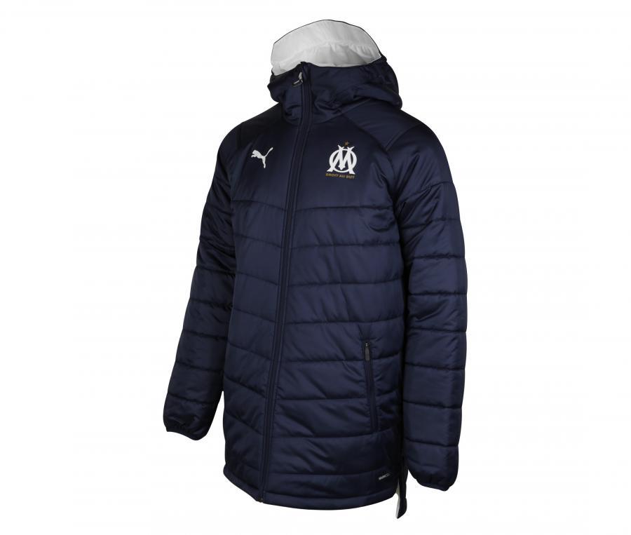 OM Kid's Reversible Jacket Blue/White