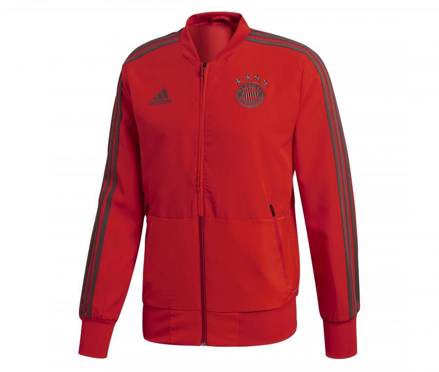 Veste Présentation Bayern Munich Rouge