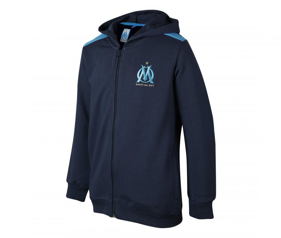 OM Kid's Jacket Blue