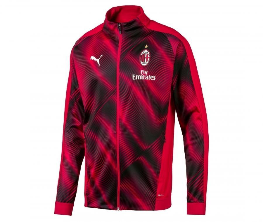 Veste Milan AC Stadium Rouge