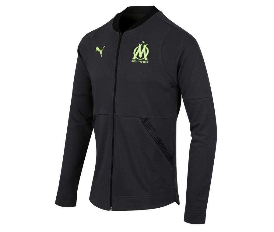 OM Casual Jacket Grey