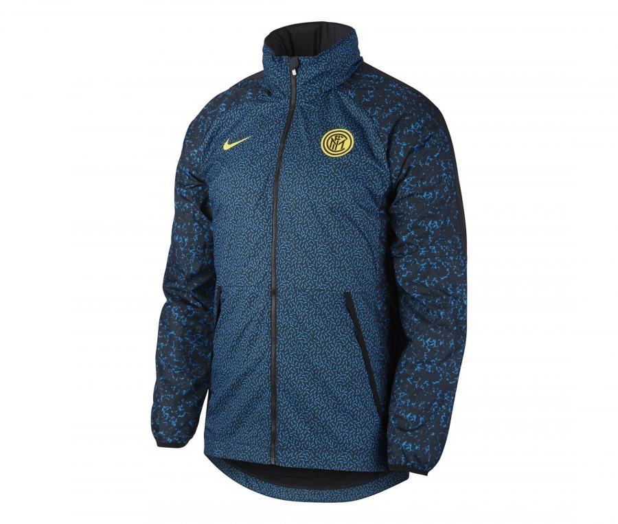 Veste à capuche Inter Milan AWF Lite Bleu