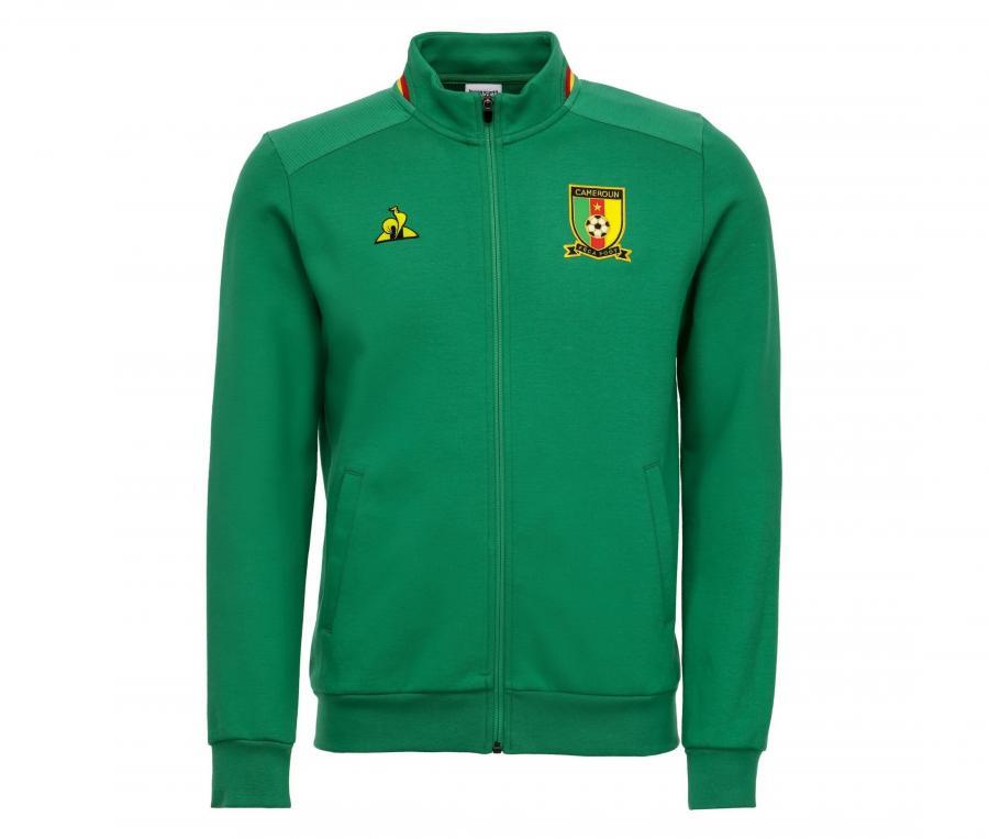 Veste Cameroun Vert