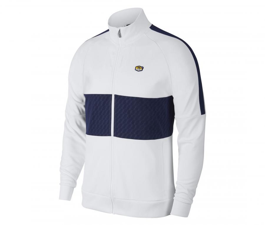 Veste Tottenham Blanc/Bleu