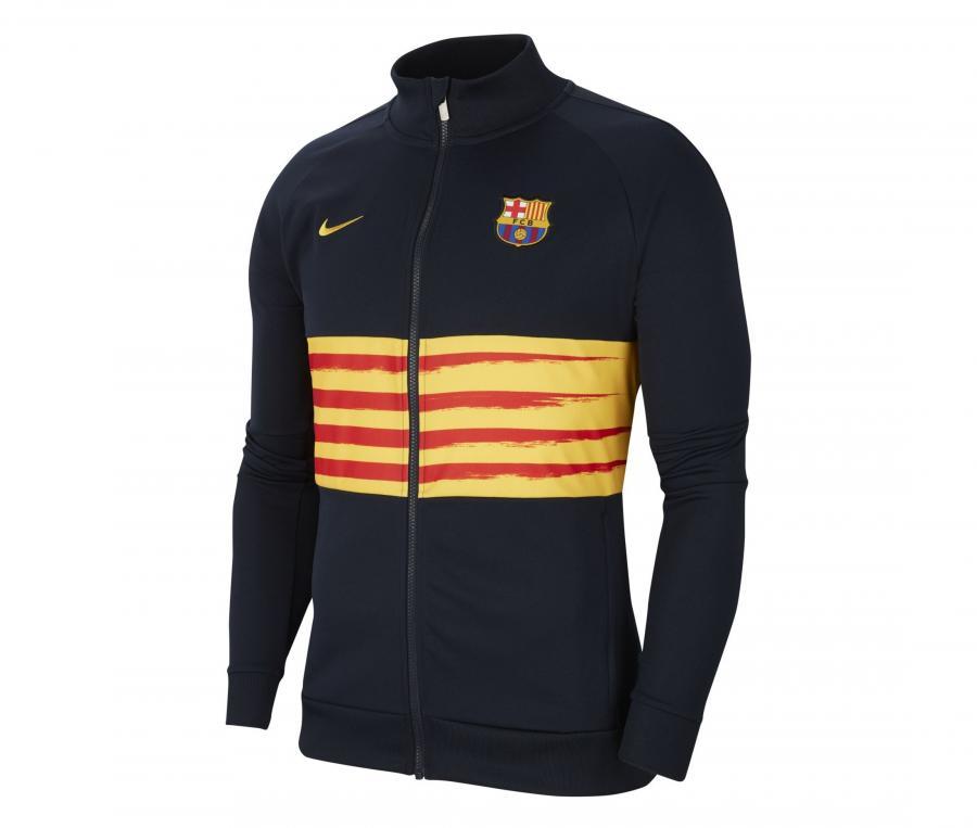 Veste Barça I96 Noir