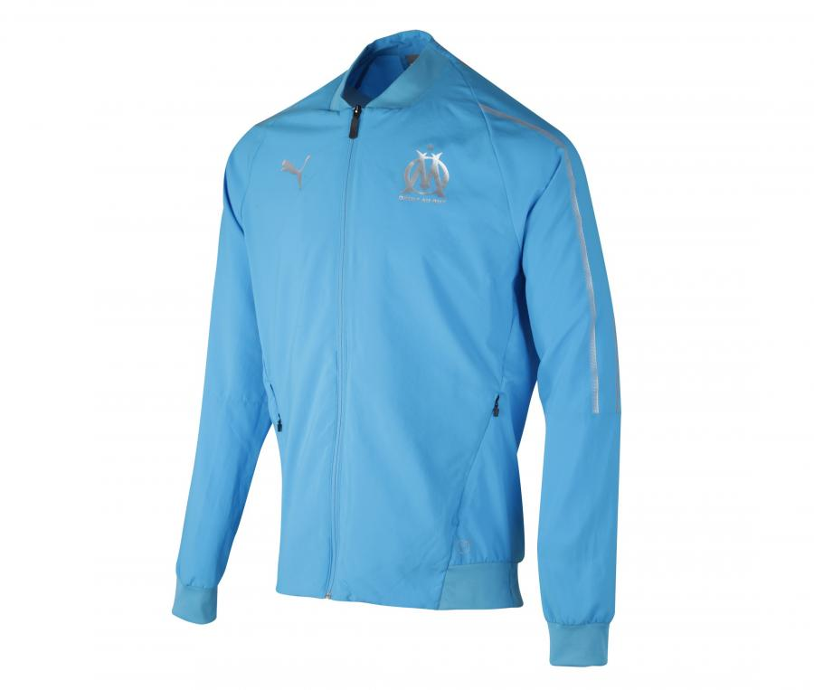 OM Presentation Jacket Blue