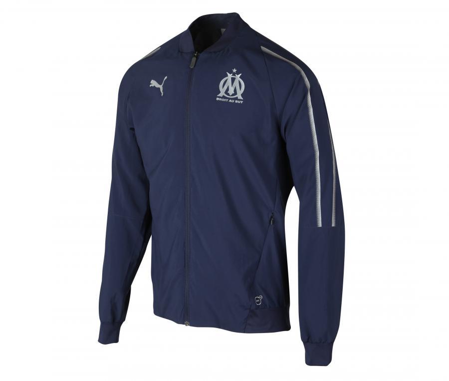 OM Presentation Jacket  Blue