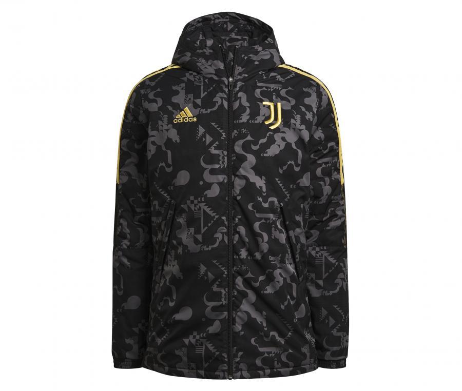 Veste à capuche Juventus CNY Noir