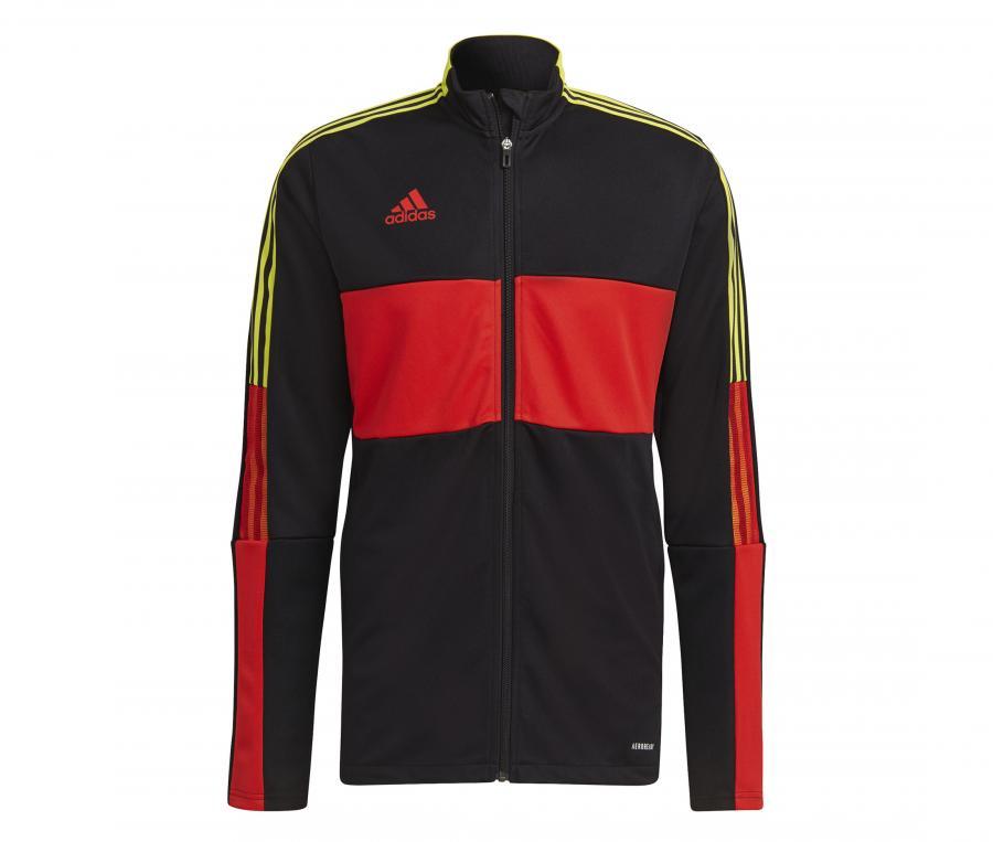 Veste adidas Tiro Noir/Rouge