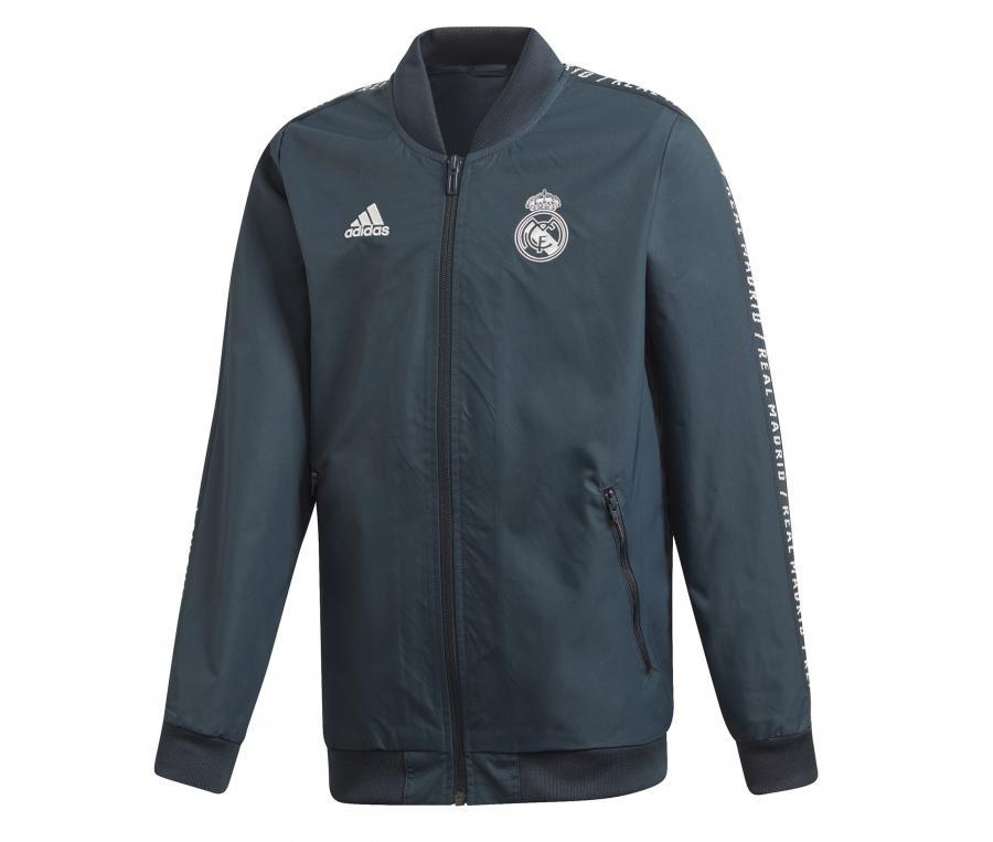 Veste Anthem Real Madrid Gris Junior